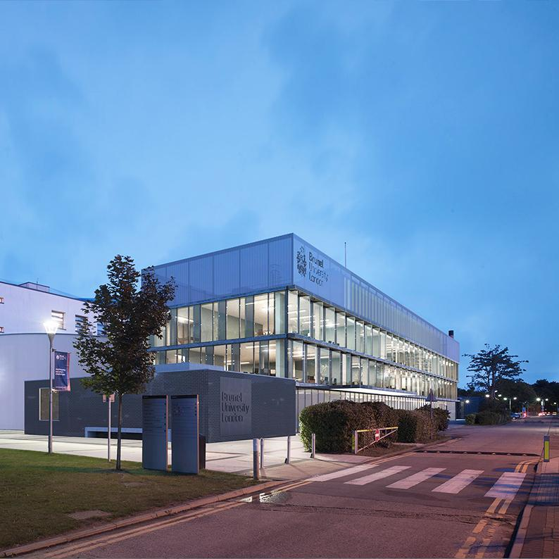 PHOTOVOLTAIC CURTAIN WALL - BRUNEL UNIVERSITY