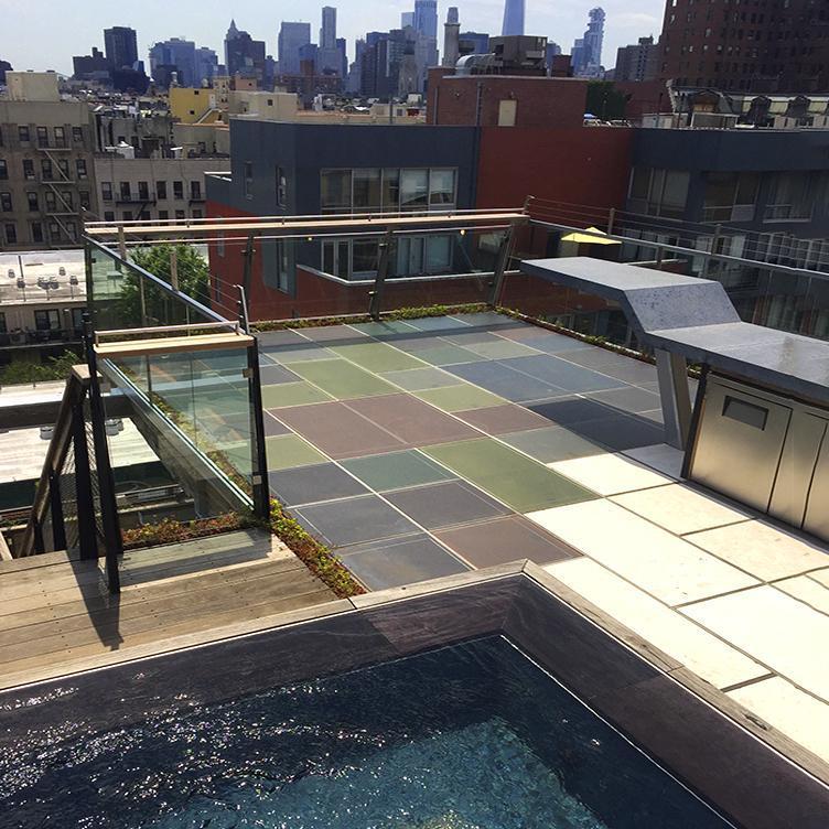 PHOTOVOLTAIC FLOOR - Manhattan Penthouse