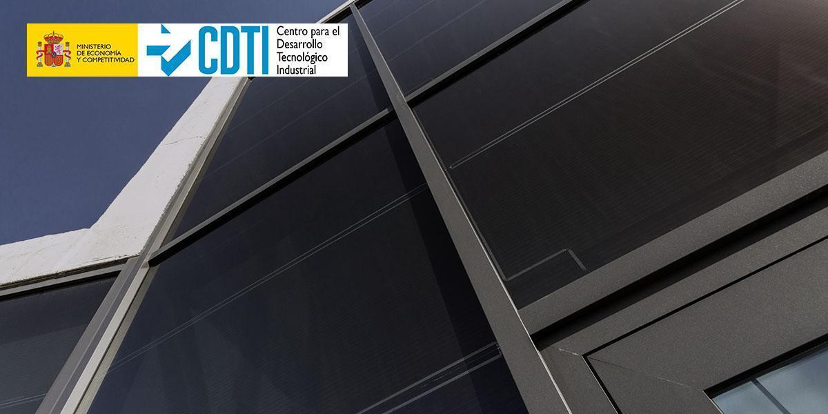 Centro desarrollo tecnológico onyx solar