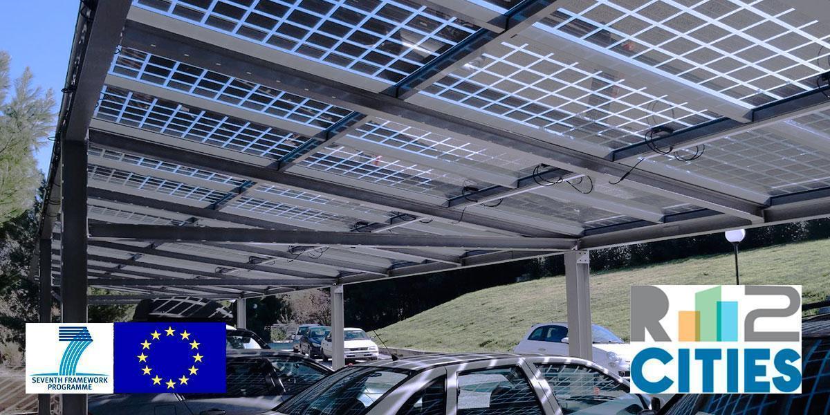 R2Cities onyx solar parking