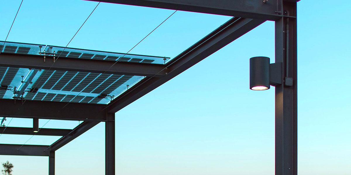 coal loader photovoltaic canopy onyx solar