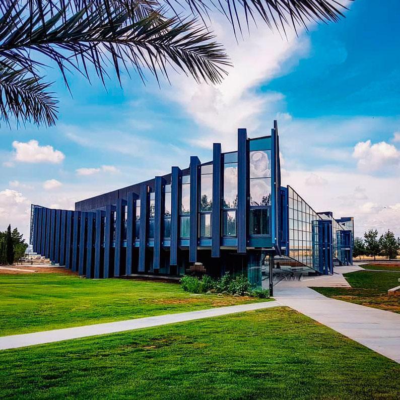 PHOTOVOLTAIC FAÇADE - Cyprus University