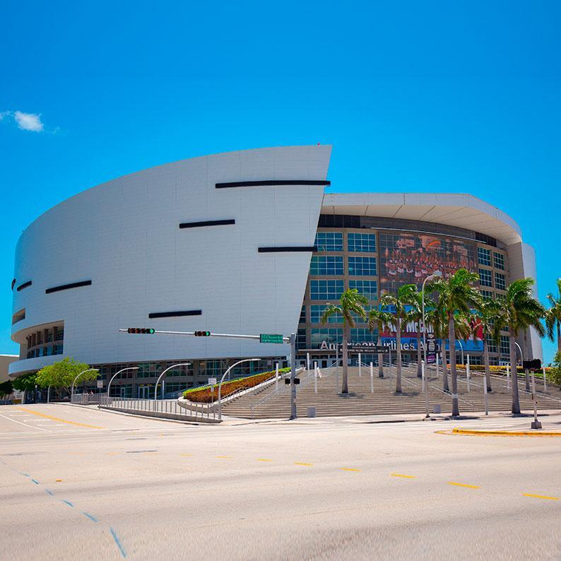 SOLAR PV SKYLIGHT - MIAMI HEAT STADIUM