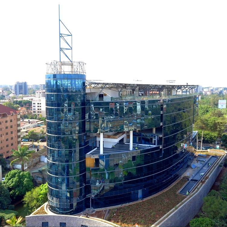 SOLAR PV SKYLIGHT - I&M BANK KENYA HQ