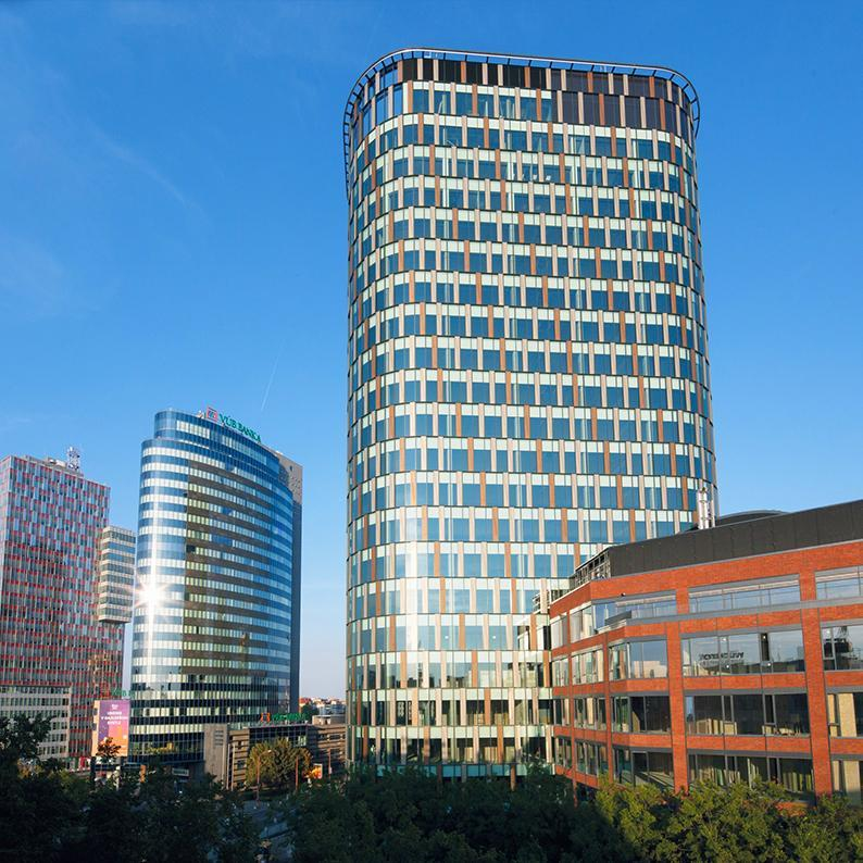 PHOTOVOLTAIC CURTAIN WALL - TWIN CITY TOWER