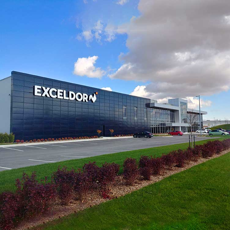 PHOTOVOLTAIC CURTAIN WALL - EXCELDOR