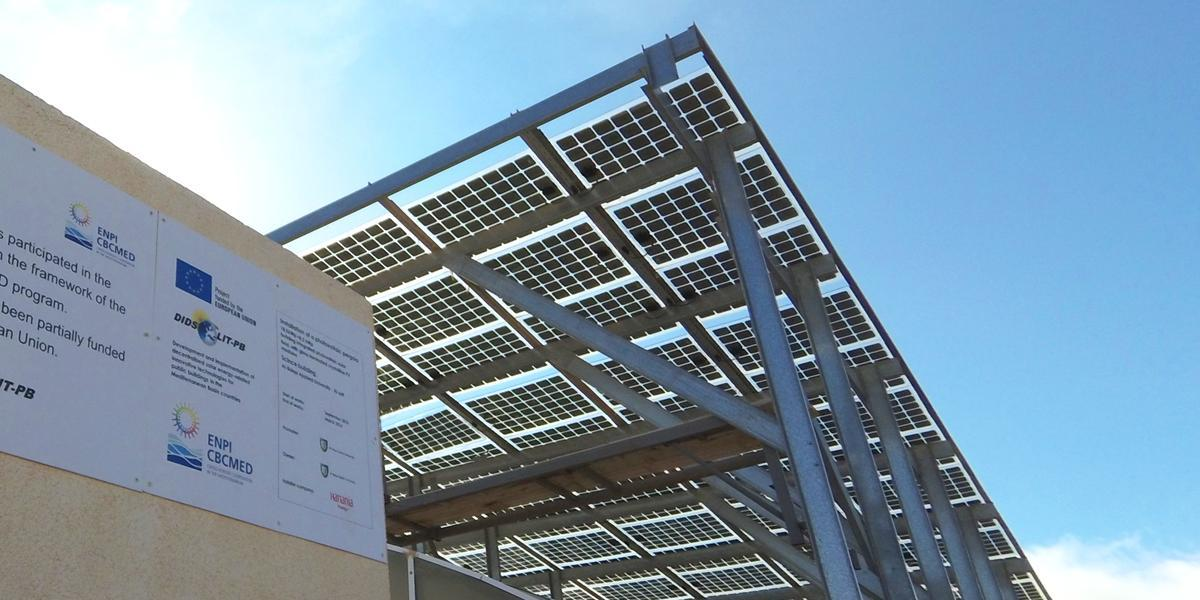 Al-Balqa University photovoltaic solution package onyx solar