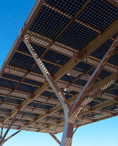 mohammed university photovoltaic canopy onyx solar