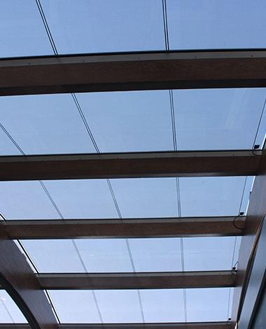 high-end residential photovoltaic skylight onyx solar