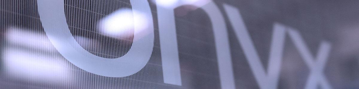 Especificaciones técnicas vidrio onyx solar