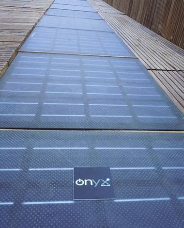 solar decathlon 2012 photovoltaic façade & floor onyxsolar