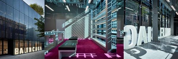 Onyx Solar breaks into the Miami design district with Balenciaga's new flagship store